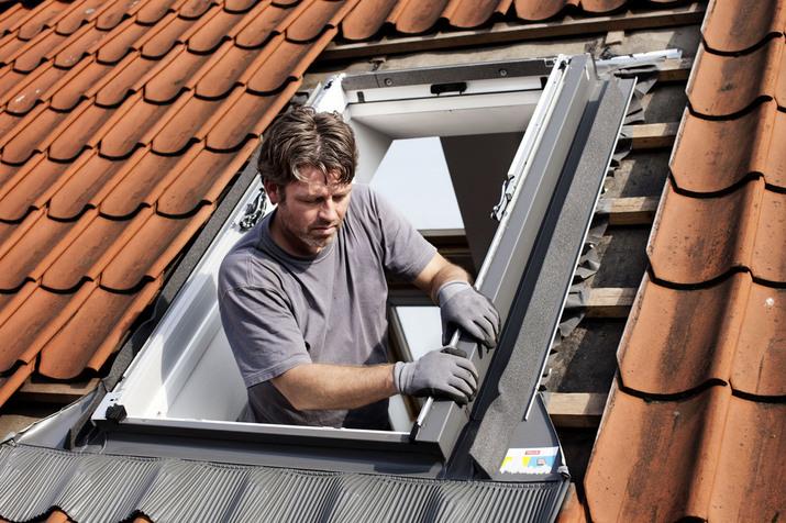 Dachdecker Gunther Frankfurt Velux Partner